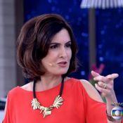 Fátima Bernardes revela em relação a ETs, durante o 'Encontro': 'Tenho medo'