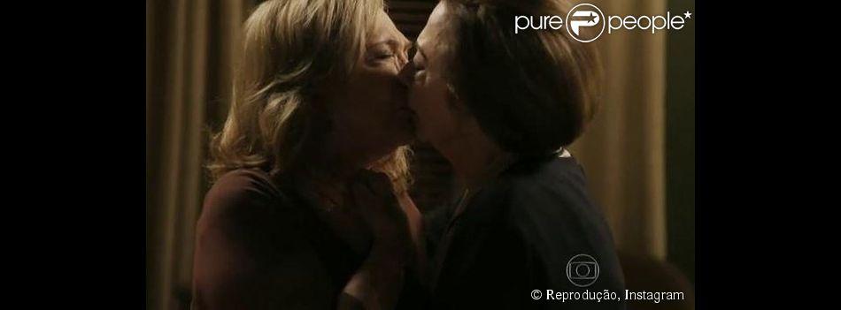 'Babilônia': relembre as cenas que se destacaram na primeira semana da novela, como o beijo entre Estela (Nathalia Timberg) e Teresa (Fernanda Montenegro)