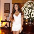 Nicole Bahls elogia Enzo: 'Lindo demais'