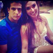 Nicole Bahls e Enzo Celulari terminam namoro e não se cumprimentam em evento