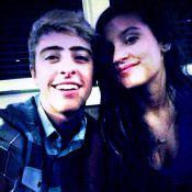 Giulia Costa, filha de 13 anos de Flávia Alessandra, comemora 6 meses de namoro
