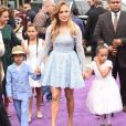 Jennifer Lopez é mãe dos gêmeosMaximilian David e Emme Maribel