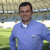 Tino Marcos se afasta das transmissões de futebol na Globo: 'Gratidão'