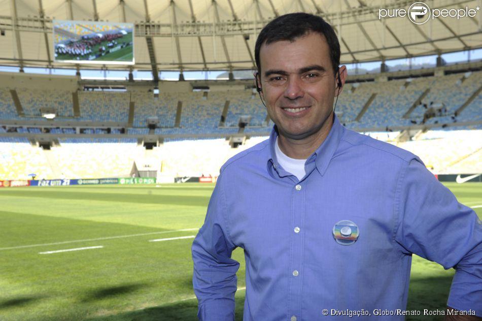 Tino Marcos se afastou temporariamente da cobertura dos jogos da Seleção Brasileira e retorna em fevereiro de 2016. 'O que fica é minha gratidão a todos', postou no Twitter neste domingo, 29 de março de 2015