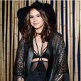 Lollapalooza: Bruna Marquezine também caprichou no look