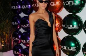 Isabeli Fontana usa vestido sexy em evento em São Paulo: 'É questão de atitude'