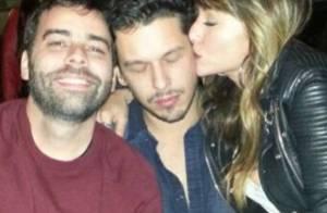 Sabrina Sato publica foto beijando o novo namorado, João Vicente de Castro