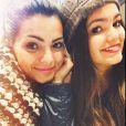Suzanna Freitas, filha de Kelly Key com o cantor Latino, recebeu um convite para virar apresentadora de TV. 'Ainda estamos negociando', adianta a cantora