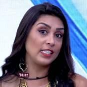 'BBB15': Amanda não teme escolha de Fernando por Aline. 'Existe livre arbítrio'