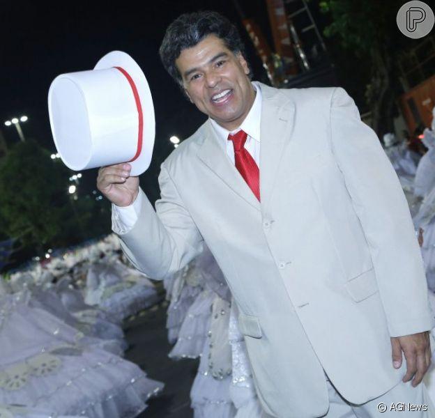 Maurício Mattar conseguiu reduzir a pensão que paga à filha Petra, em 14 de maio de 2013