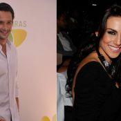 Rodrigo Santoro está namorando Melanie Fronckowiak, a Carla Ferrer de 'Rebelde'