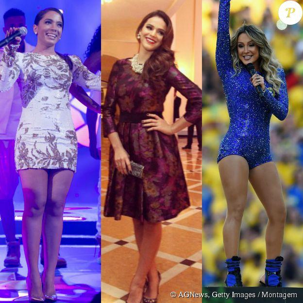 Anitta, Bruna Marquezine e Claudia Leitte também já vestiram looks caríssimos
