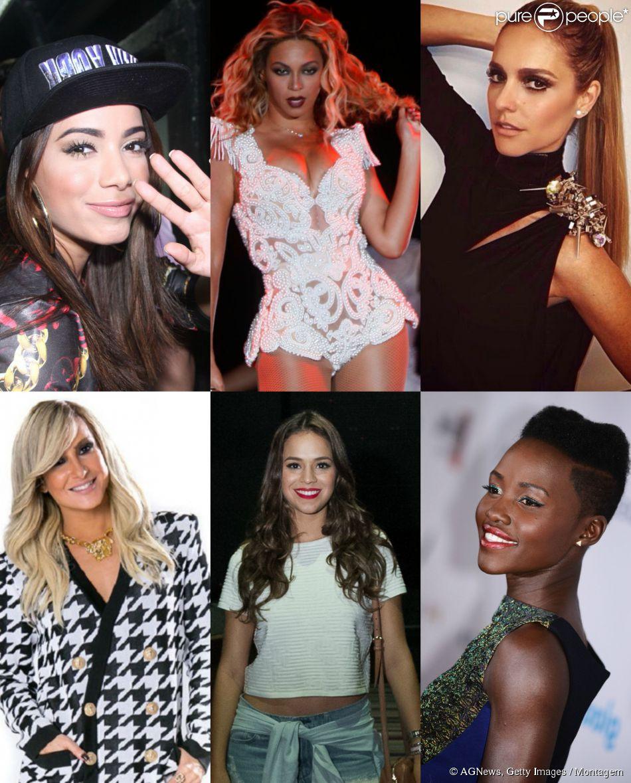 9ee4322dd7c05 Beyoncé, Anitta, Bruna Marquezine e famosas apostam em looks caros. Veja  preços!
