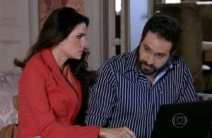 Lisandra Souto e Caco Ciocler estão namorando também na vida real