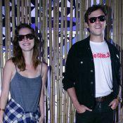 Sergio Guizé assume namoro com Nathalia Dill, seu par em 'Alto Astral': 'Feliz'