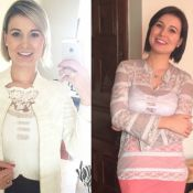 Andressa Urach muda o visual e se dedica à igreja: 'Hoje, entendo tudo'