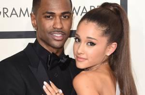 Ariana Grande e Big Sean terminam o namoro após oito meses: 'Continuam amigos'