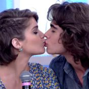 Isabella Santoni e Rafael Vitti são flagrados em momento romântico. Veja vídeo!