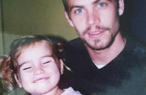Filha de Paul Walker, de 'Velozes e Furiosos', homenageia o pai em fotos