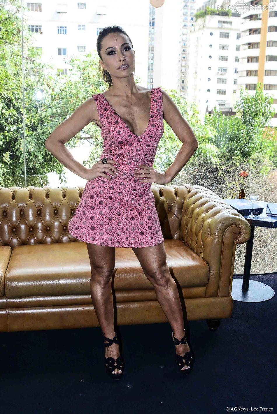 0b01d2dce Sabrina Sato lança coleção de roupas da marca Sommer, em São Paulo, nesta  terça
