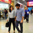 Deborah Secco está grávida de quase dois meses do seu namorado, Hugo Moura