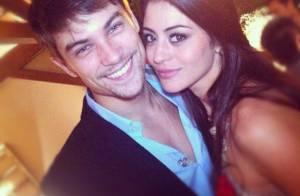 Carol Castro comemora seis meses de namoro com o modelo Raphael Sander