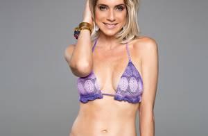 Mesmo em forma, Leticia Spiller diz não ter barriga chapada: 'Tem pele sobrando'