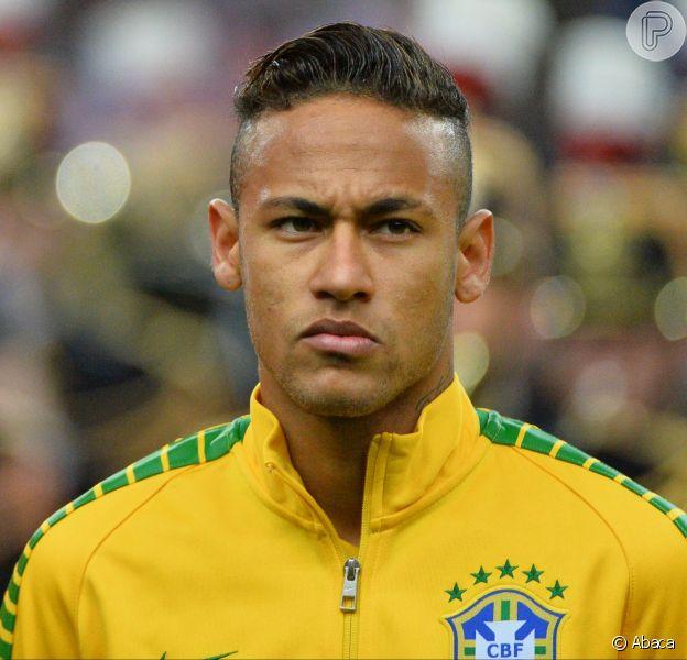 Neymar gasta R$ 7 mil por mês em tratamento dos cabelos e indica para Shakira