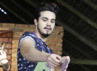 Luan Santana conta que primeiro cachê foi em churrasco de igreja: 'Ganhei R$100'