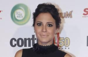 De volta à TV na série 'Uma Rua Sem Vergonha', Juliana Knust completa 32 anos