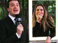 Daniella Cicarelli rebate declaração do ex, Ronaldo, no 'CQC': 'Cara de pau'