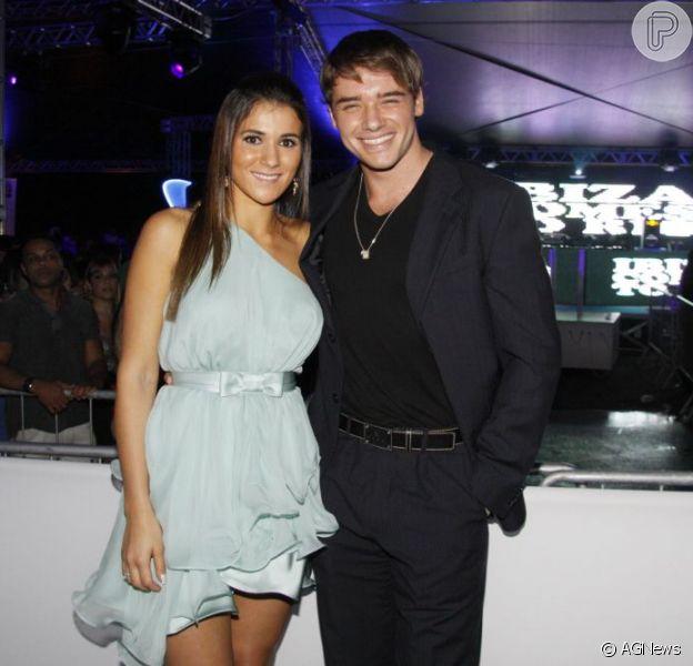 Thor Batista e Tamara Lobo terminam namoro de dois anos, em 29 de maio de 2013