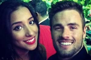 Ex-BBB Talita Araújo comenta fim do namoro com Rafael Licks: 'Triste'