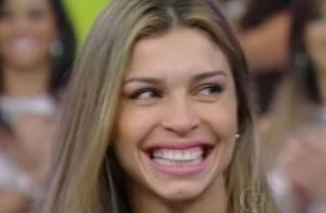 Grazi Massafera chora com mensagem de Cauã Reymond: 'Sinto maior falta dela'