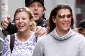 Bon Jovi desabafa sobre filha em entrevista: 'Não sabia do problema com drogas'
