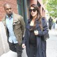 Kim Kardashian e o marido, Kanye West, tentaram uma segunda gravidez por vias naturais durante oito meses, sem sucesso