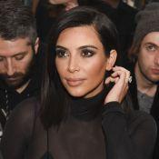 Kim Kardashian engravidou por fertilização após três cirurgias no útero