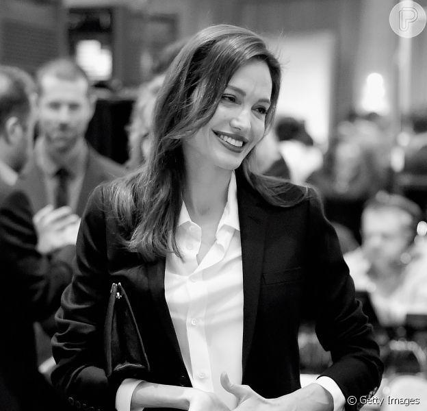 Angelina completa 40 anos nesta quinta-feira, 4 de junho de 2015