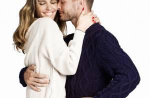 Fernanda Lima e Rodrigo Hilbert posam em clima de romance: 'Superfelizes'
