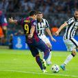 Barcelona superou o Juventus, por 3 a 1, no estádio de Berlim, na Alemanha, e venceu a Liga dos Campeões da UEFA