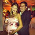 Debby Lagranha e Leandro Franco estão juntos desde 2009
