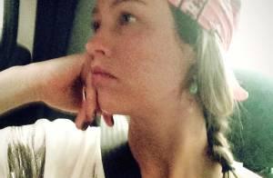 Luana Piovani reclama do Dia dos Namorados: 'Agarrada no Tandrilax'