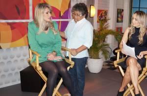 Marlene Mattos implica com roupa de Fani Pacheco em gravação: 'Veio tão vestida'