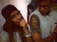Rafaella, irmã de Neymar, faz tatuagem no braço em homenagem ao craque