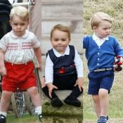 George, filho de Kate Middleton e príncipe William, faz aniversário de 2 anos!