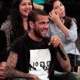 O amigo e jogador do Barcelona, Daniel Alves, disse que o Neymar morre de ciúme da irmã