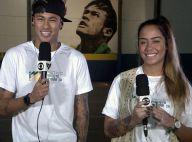 Neymar morre de ciúmes da irmã Rafaella Santos: 'Eu encho o saco dela'