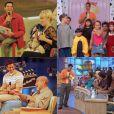 Marcio Garcia apresentou o 'Gente Inocente', programa semanal voltado para o público infantil, de janeiro de 2000 a agosto de 2002 na TV Globo