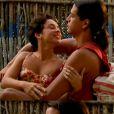 Dois anos depois, ele fez a sua primeira novela, 'Tropicaliente' (1994), na TV Globo. Marcio Garcia fez par romântico com Carla Marins, a Dalila, na trama