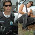 Durante a sua passagem pela Record, Marcio Garcia fez uma participação na novela 'Vidas Opostas' (2006) como o policial Alencar